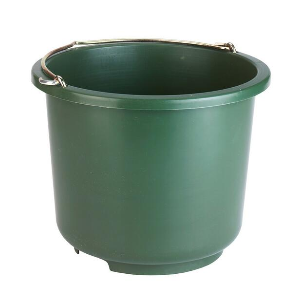 All-Purpose Bucket 12 l green