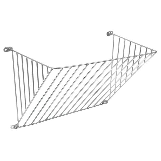 Hay Rack for pigs galvanized