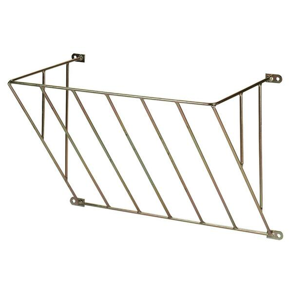 Hay rack single galvanized 68 cm