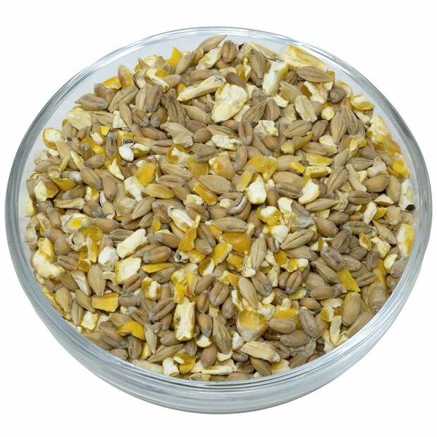 Leimüller bio chicken feed 3-grain mix