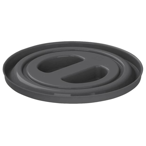 Lid for bucket 29881 and 323505 black