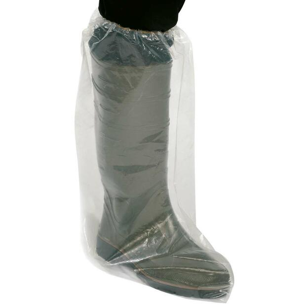 100 x Disposable Overshoes
