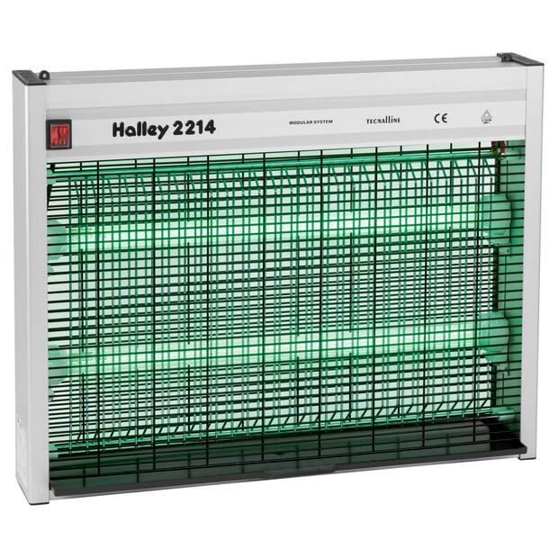 Halley 2214 green Line Electric fly killer 2 x 20W
