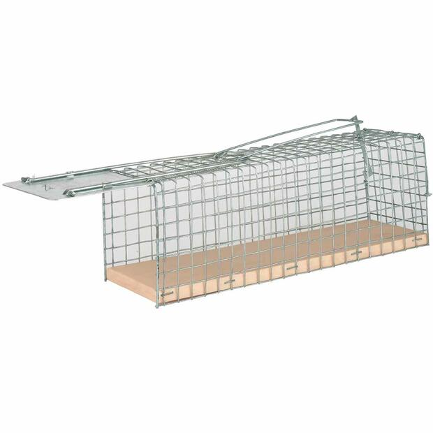 Wire Cage Rat Trap Alive