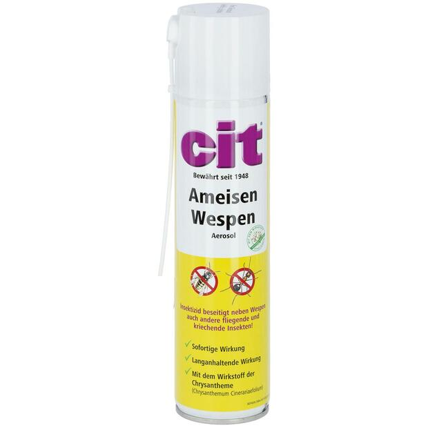 Cit ants-wasps spray 400 ml