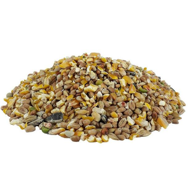 Emmas chicken Feed Hendltraum Extra Plus