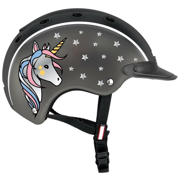 Casco NORI riding helmet for children