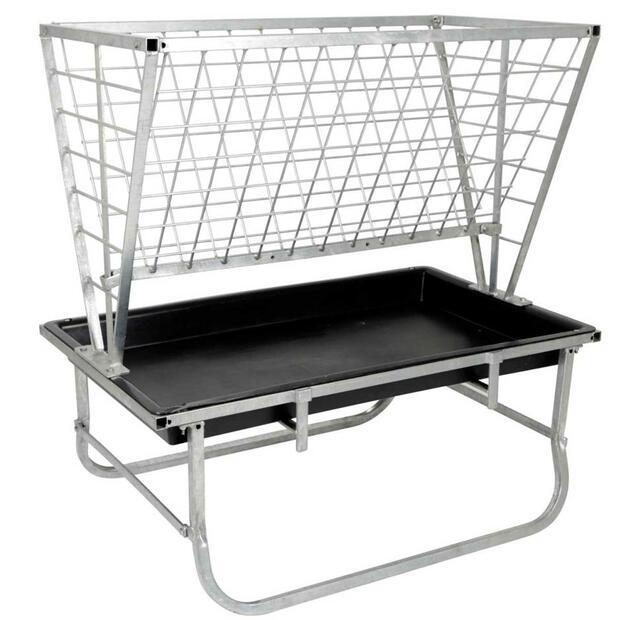 Feeding rack 112,5 cm without roof
